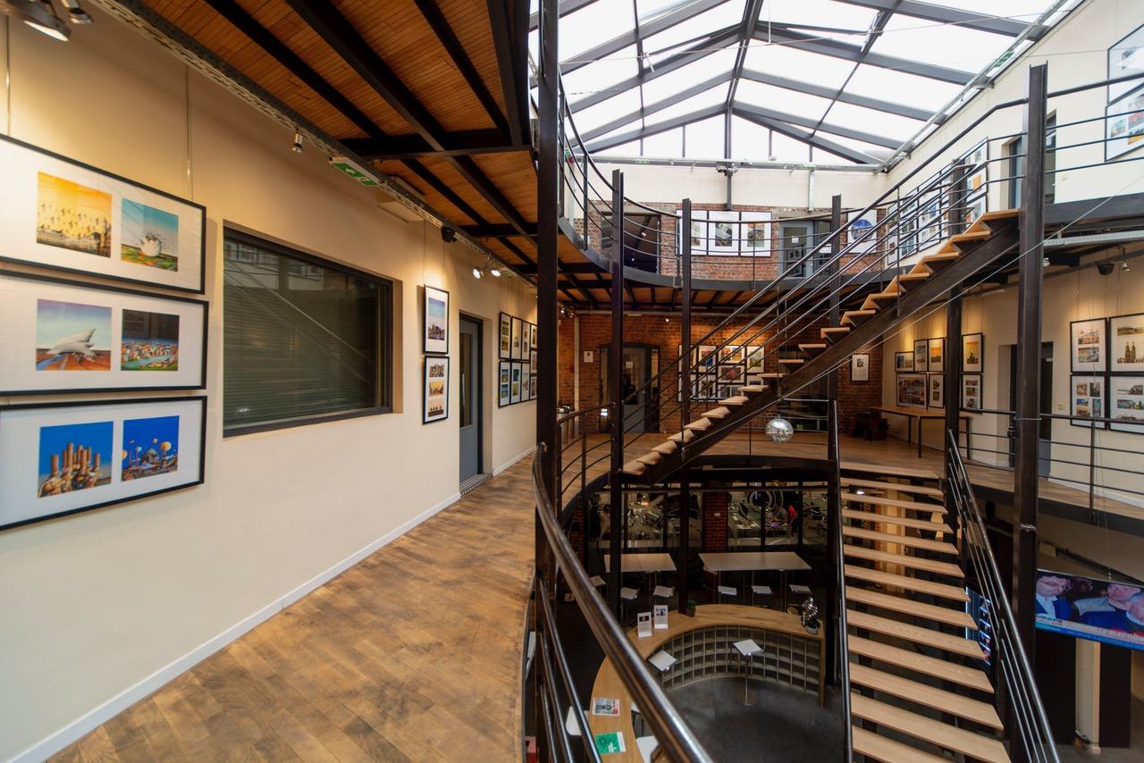 espace de coworking - Gallerie
