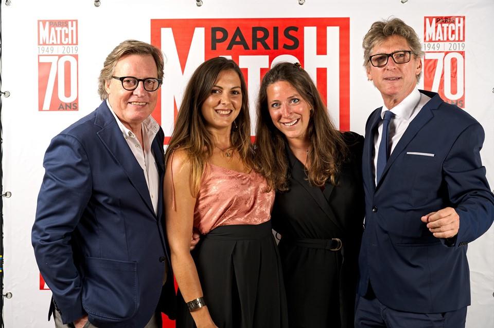 Rencontre de Paris Match @ Seed Factory