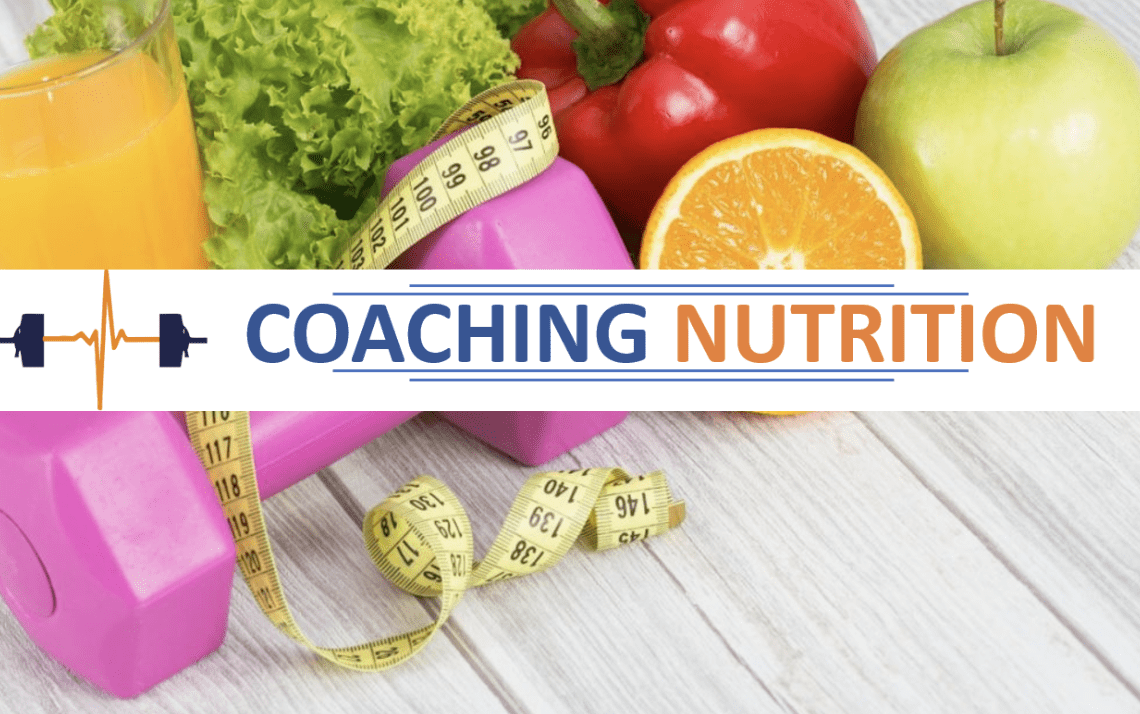 Coaching Nutrition – VOUCHER CADEAU – 30 minutes de coaching