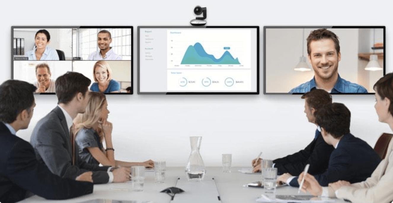 Vidéoconférence : le télétravail