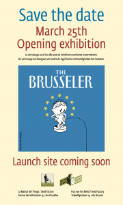 Save the date. Thebrusseler