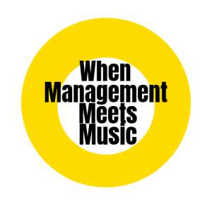 When management meets music