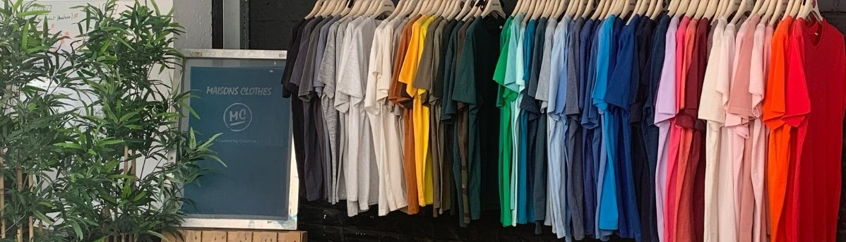 You are currently viewing Maisons Clothes : textile et objets promotionnels à Auderghem