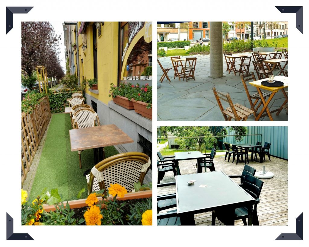 Terrasses coworking