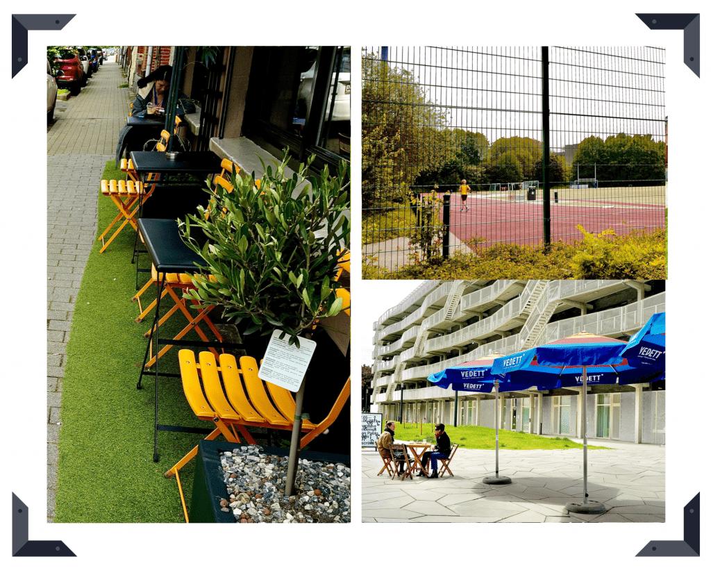 Terrasses bon plan Etterbeek