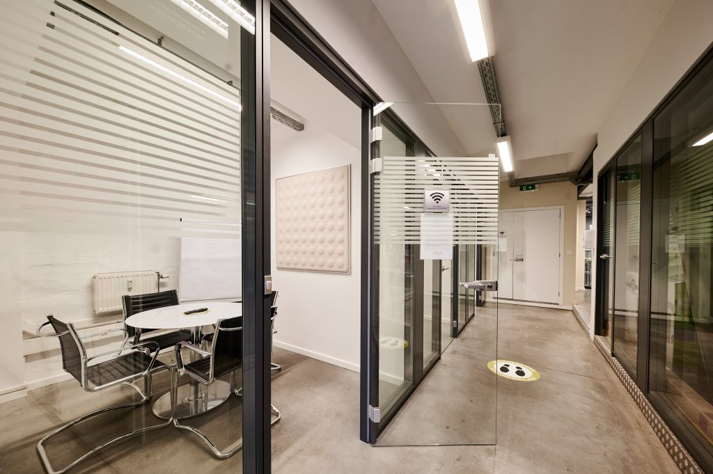 espace de coworking Seed Factory